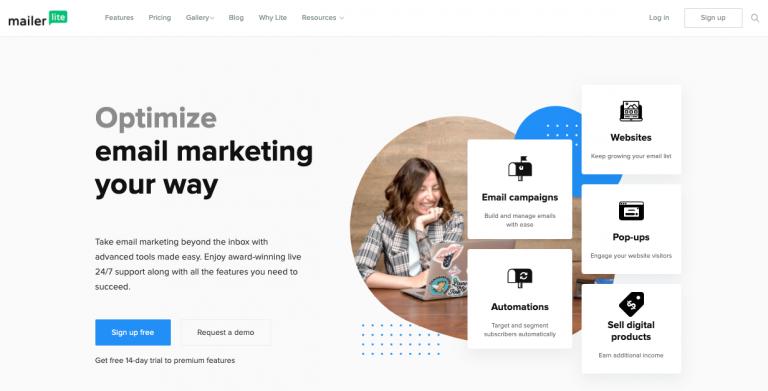 MailerLite_Email Marketing